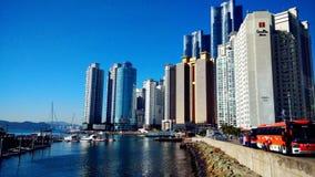 skylines Imagens de Stock Royalty Free