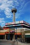 Skylon Tower in Niagara Falls Royalty Free Stock Photo