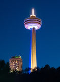 Skylon Tower Niagara Falls Stock Photo