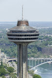 Skylon Tower in Niagara Falls, Ontario, Canada Royalty Free Stock Photography