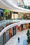 Skymall商城,乌克兰 库存图片