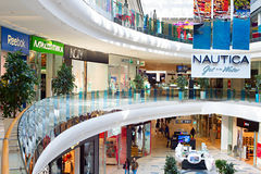 Skymall shopping mall, Kiev Stock Photos