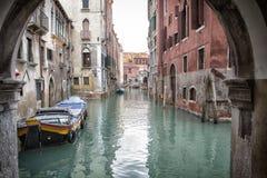 Skymt av Venedig royaltyfria bilder