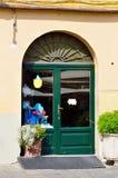 Skymt i Lucca fotografering för bildbyråer