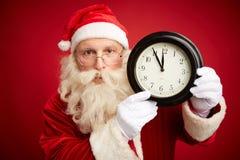 Skynda sig upp för jul arkivbild