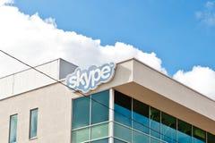 Skype office, Tallinn Stock Photo