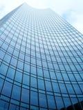 Skyper Frankfurt Duitsland Stock Afbeelding