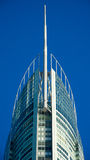 Skypoint della costruzione Q1 Immagini Stock