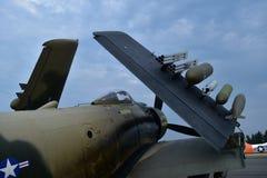 A-1 Skyraider stockfotos