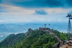 Free Skyrail-Lingshan Shangrao Stock Photo - 71099040