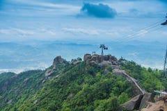 Skyrail-Lingshan Shangrao Stock Images