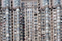 Skyraising Kontrollturm Stockfotografie