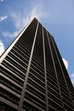 Skyraising Kontrollturm Lizenzfreie Stockfotos