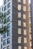 Skyraising Kontrollturm Stockbild