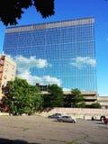 Skyraising Kontrollturm Stockfoto