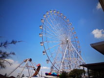 SkyRanch Tagaytay Royalty Free Stock Photography