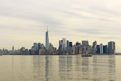 Skyrates i New York Arkivbilder