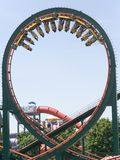 Skyrider roller coaster Royalty Free Stock Images