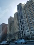 Bulidings. Skyrise sky scrapper chicago Royalty Free Stock Images