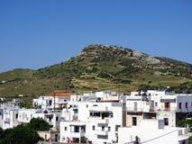 Skyros Chora, Grécia Fotografia de Stock