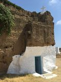 Skyros grekö arkivfoton
