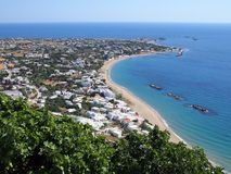 Skyros-Grieche-Insel Lizenzfreies Stockbild