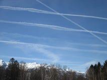Skys Stockbilder