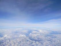 Skys azuis Fotografia de Stock Royalty Free