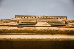Skys el límite Fotografía de archivo libre de regalías