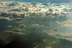 Skyscape Royalty Free Stock Photography