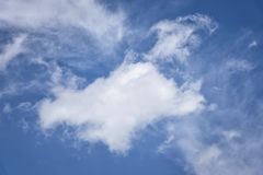 Skyscape Fotografia de Stock Royalty Free