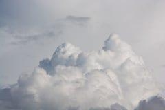 Skyscape bakgrund Royaltyfri Fotografi