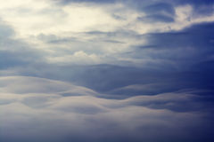 Skyscape. Stock Photography