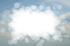 Skyscape. Royalty Free Stock Photo