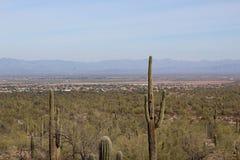 Skyscape di Phoenix fotografia stock