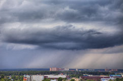 Skyscape tempestuoso Fotos de archivo libres de regalías