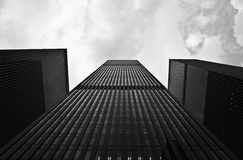 Skyscaper Arkivfoto
