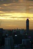 Skyscaper de Bangkok Foto de archivo