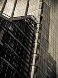 Skyscaper in Londen Stock Afbeelding