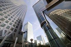 Skyscapers. Lizenzfreies Stockfoto