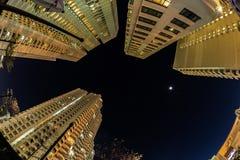 Skyscapers Arkivbild