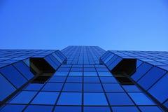 Skyscraper. In warsaw in poland stock image