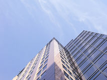 Skyscraper. Office royalty free stock photography