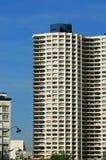 Skyscraper. A modern design  skyscraper detail Stock Image
