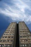 Skyscraper. A photo of the skyscraper called 'Superjednostka' in Katowice, Poland royalty free stock photo