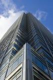 Skyscraper. Very high skyscraper in London Stock Image