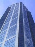 Skyscraper. In downtown Calgary, Alberta Royalty Free Stock Images