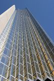 SkyScraper. Glass faced sy scraper Stock Photos