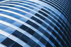 Skyscraper abstract Royalty Free Stock Photos