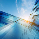 Skyscraper abstract concept Royalty Free Stock Photography